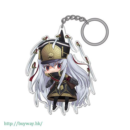 ReCREATORS 「軍服公主」吊起匙扣 Acrylic Pinched Keychain: Gunpuku no Himegimi【Re:CREATORS】