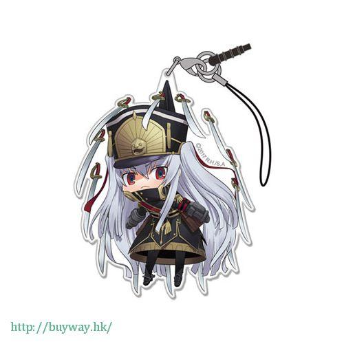 ReCREATORS 「軍服公主」吊起掛飾 Acrylic Pinched Strap: Gunpuku no Himegimi【Re:CREATORS】