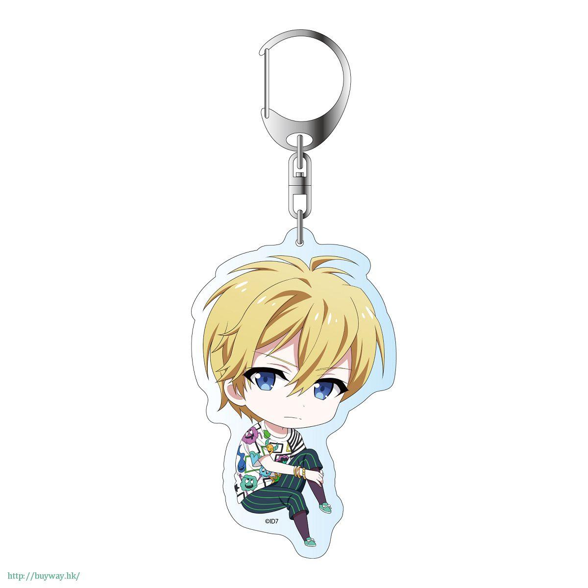 IDOLiSH7 「六弥ナギ」Monster Parade 亞克力匙扣 Monster Parade Acrylic Key Chain Rokuya Nagi【IDOLiSH7】