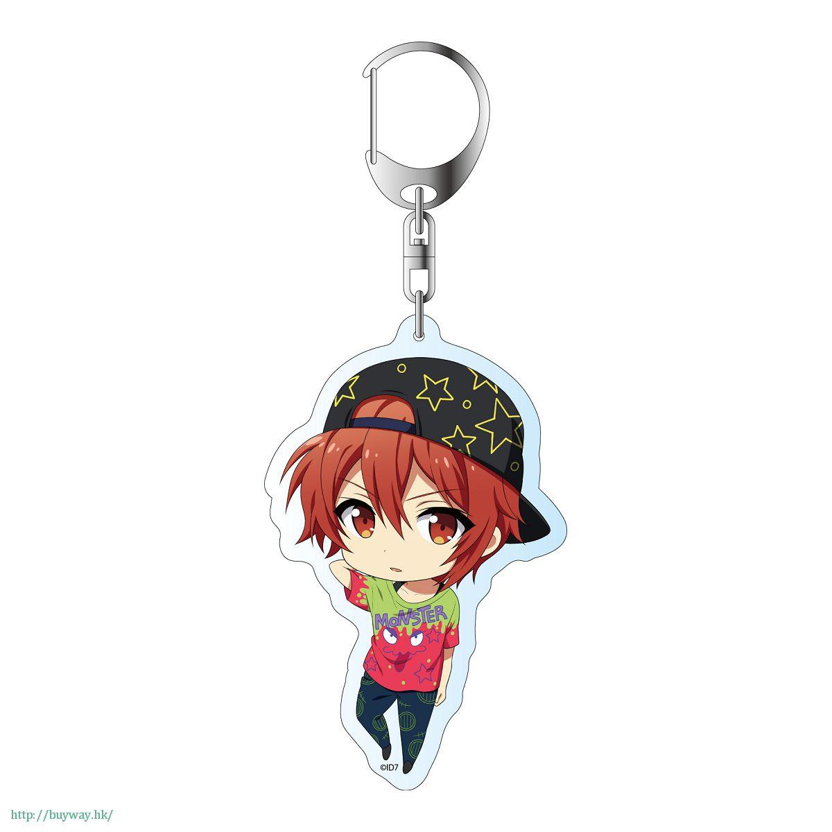IDOLiSH7 「七瀨陸」Monster Parade 亞克力匙扣 Monster Parade Acrylic Key Chain Nanase Riku【IDOLiSH7】