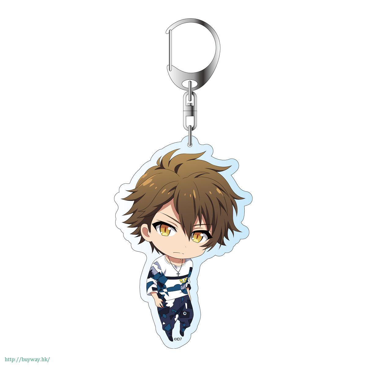 IDOLiSH7 「十龍之介」Monster Parade 亞克力匙扣 Monster Parade Acrylic Key Chain Tsunashi Ryunosuke【IDOLiSH7】