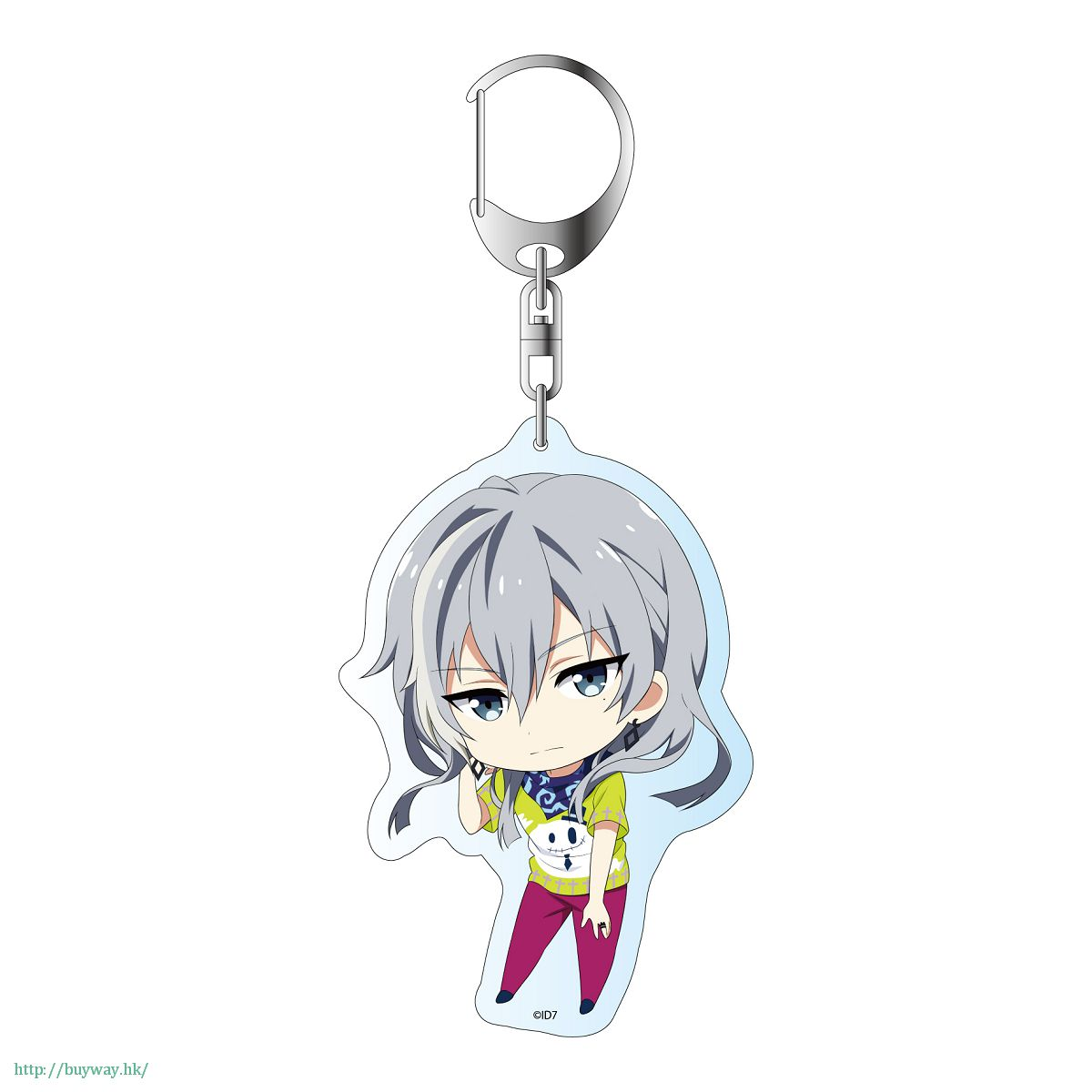 IDOLiSH7 「千」Monster Parade 亞克力匙扣 Monster Parade Acrylic Key Chain Yuki【IDOLiSH7】