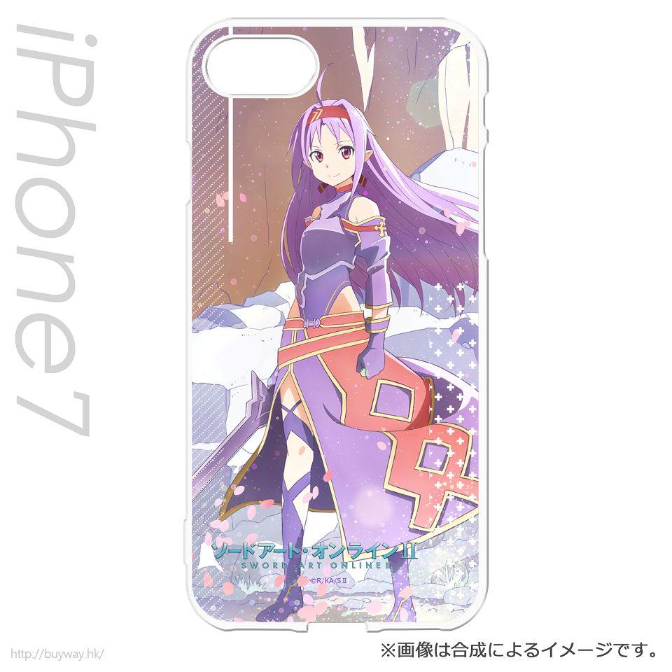 刀劍神域系列 「紺野木綿季」iPhone7 手機套 iPhone7 Case Yuki【Sword Art Online Series】