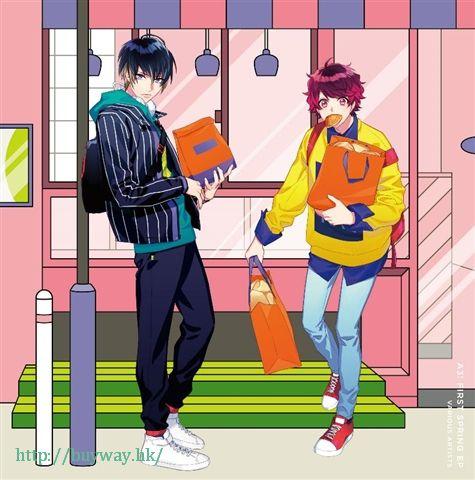 A3! 「春組」First SPRING EP (封入特典 SR Code)  First SPRING EP Mini Album【A3!】