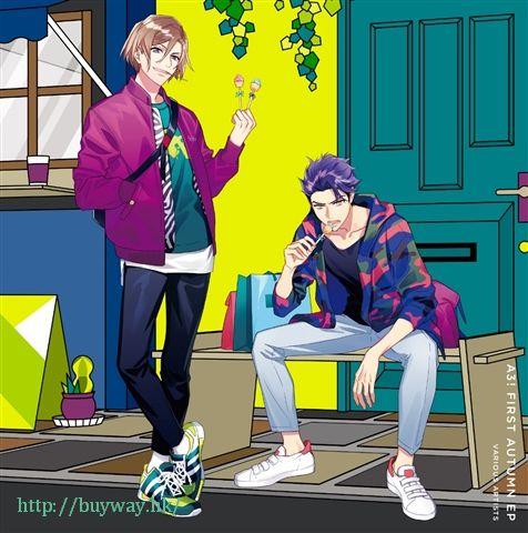A3! : 日版 「秋組」First AUTUMN EP (封入特典 SR Code)