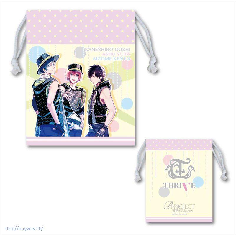 BPROJECT 「金城剛士 + 阿修悠太 + 愛染健十」B款 手機袋 Smartphone Kinchaku B【B-PROJECT】