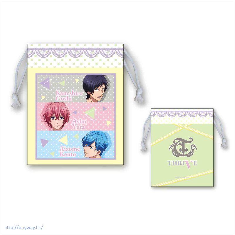 BPROJECT 「金城剛士 + 阿修悠太 + 愛染健十」E款 手機袋 Smartphone Kinchaku E【B-PROJECT】