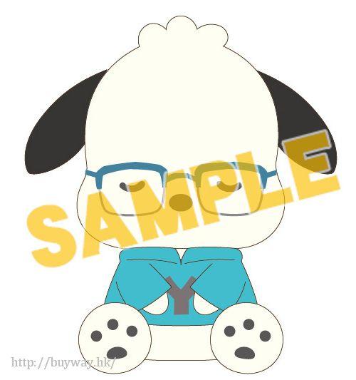 勇利!!! on ICE 「PC狗」30cm L 毛公仔 Yuri on Ice×Sanrio characters Plush Doll L Pochacco【Yuri on Ice】