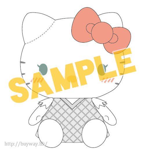勇利!!! on ICE 「Hello Kitty」30cm L 毛公仔 Yuri on Ice×Sanrio characters Plush Doll L Hello Kitty【Yuri on Ice】