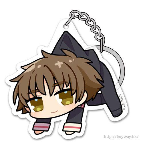 百變小櫻 Magic 咭 「李小狼」吊起匙扣 Acrylic Pinched Keychain: Syaoran Li【Cardcaptor Sakura】