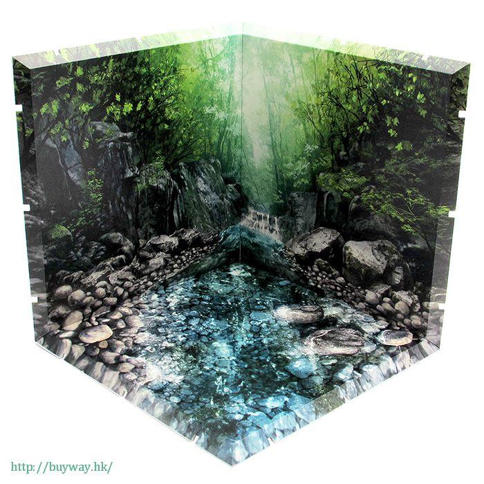 黏土人場景 Dioramansion150 溪流 Dioramansion 150 Clear Stream【Nendoroid Playset】