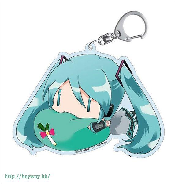 VOCALOID 系列 「初音未來」抱枕頭 匙扣 Hatsune Miku x PriPara Gorohamu Acrylic Keychain: Hatsune Miku【VOCALOID Series】