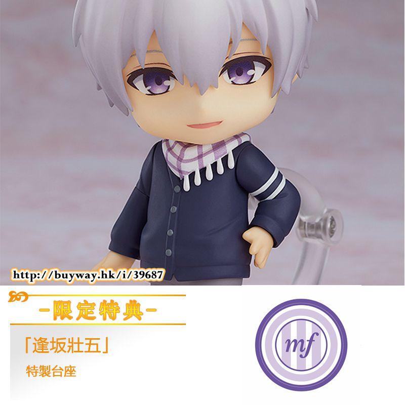 IDOLiSH7 「逢坂壯五」Q版 黏土人 (限定特典︰特製台座) Nendoroid Osaka Sogo ONLINESHOP Limited【IDOLiSH7】