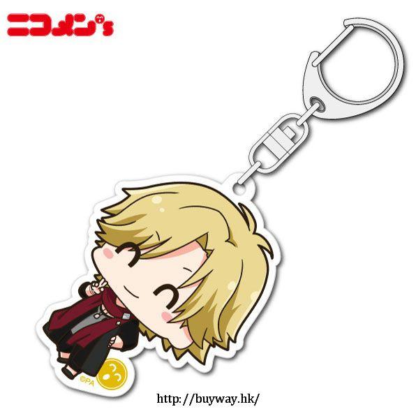 TSUKIPRO 「奥井翼」笑盈盈系列 亞克力匙扣 Nikomens Acrylic Key Chain Okui Tsubasa【TSUKINO Talent Production】