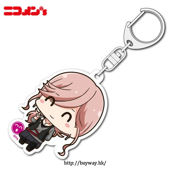 TSUKIPRO 「世良里津花」笑盈盈系列 亞克力匙扣 Nikomens Acrylic Key Chain Sera Rikka【TSUKINO Talent Production】