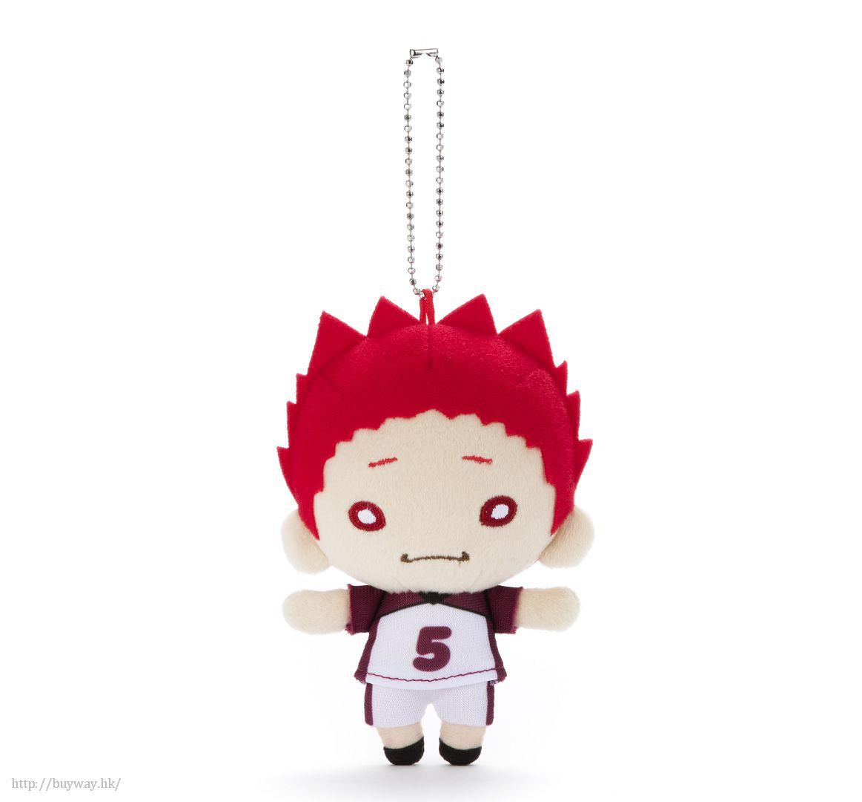 排球少年!! 「天童覺」公仔掛飾 Nitotan Plush with Ball Chain Tendo【Haikyu!!】