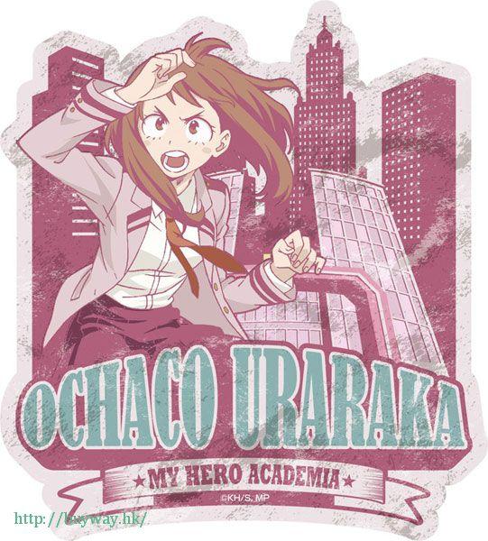 我的英雄學院 「麗日御茶子」行李箱 貼紙 Travel Sticker 3 Uraraka Ochako【My Hero Academia】