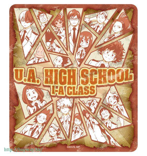 我的英雄學院 「雄英 1A班」行李箱 貼紙 Travel Sticker 5 Yuei High School 1-A【My Hero Academia】