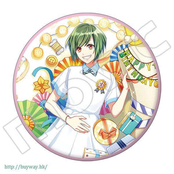 A3! 「瑠璃川幸」生日快樂 15cm 大徽章 Happy Birthday Big Can Badge Yuki Rurikawa【A3!】