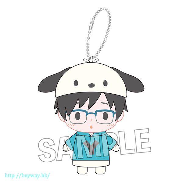 勇利!!! on ICE 「勝生勇利」指偶公仔 掛飾 Finger Puppet Series Yuri Katsuki【Yuri on Ice】