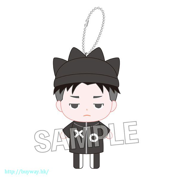 勇利!!! on ICE 「奧塔別克.阿爾京」指偶公仔 掛飾 Finger Puppet Series Otabek Altin【Yuri on Ice】
