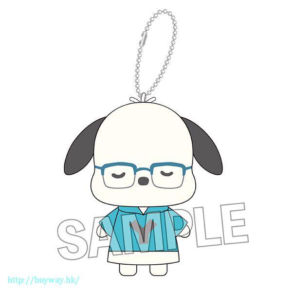 勇利!!! on ICE 「PC狗」指偶公仔 掛飾 Finger Puppet Series Pochacco【Yuri on Ice】