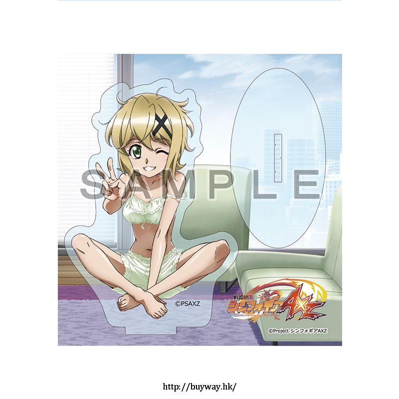 戰姬絕唱SYMPHOGEAR 「曉切歌」亞克力企牌 Acrylic Stand Kirika【Symphogear】