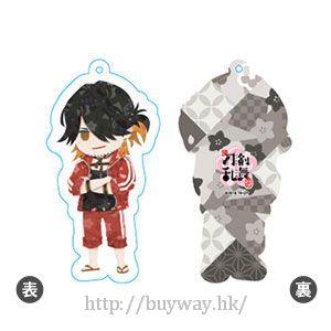 刀劍亂舞-ONLINE- 「長曾彌虎徹」軟質匙扣 Soft Key Chain Nagasone Kotetsu【Touken Ranbu -ONLINE-】