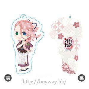 刀劍亂舞-ONLINE- 「宗三左文字」軟質匙扣 Soft Key Chain Souza Samonji【Touken Ranbu -ONLINE-】
