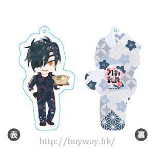刀劍亂舞-ONLINE- 「燭台切光忠」軟質匙扣 Soft Key Chain Shokudaikiri Mitsutada【Touken Ranbu -ONLINE-】