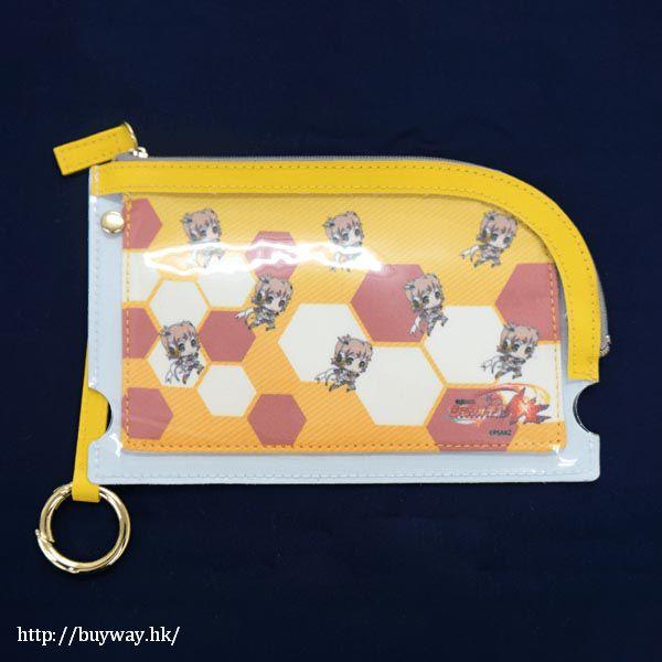 戰姬絕唱SYMPHOGEAR 「立花響」3用袋子 3 Way Pouch Hibiki【Symphogear】