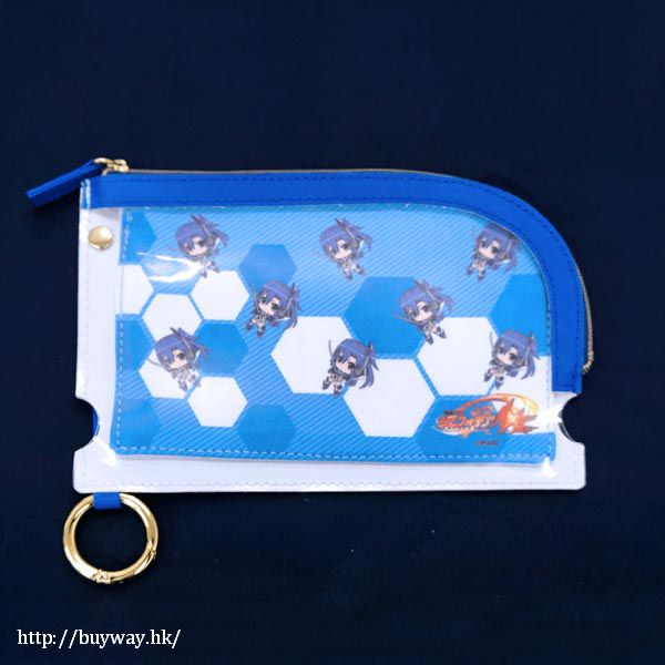 戰姬絕唱SYMPHOGEAR 「風鳴翼」3用袋子 3 Way Pouch Tsubasa【Symphogear】