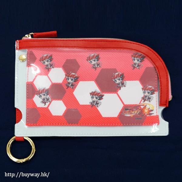戰姬絕唱SYMPHOGEAR 「雪音克莉絲」3用袋子 3 Way Pouch Chris【Symphogear】