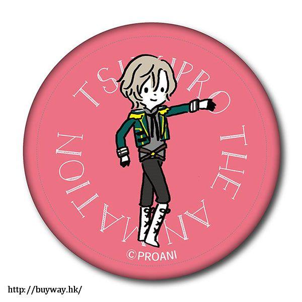 TSUKIPRO 「櫻庭涼太」皮革徽章 Leather Badge H Sakuraba Ryota【TSUKINO Talent Production】