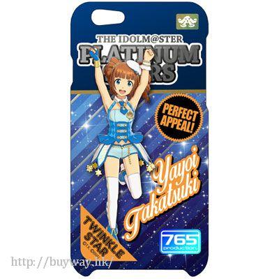 偶像大師 白金星光 「高槻彌生」iPhone 6/6s 手機套 iPhone Cover for 6/6s Yayoi Takatsuki【The Idolm@ster Platinum Stars】