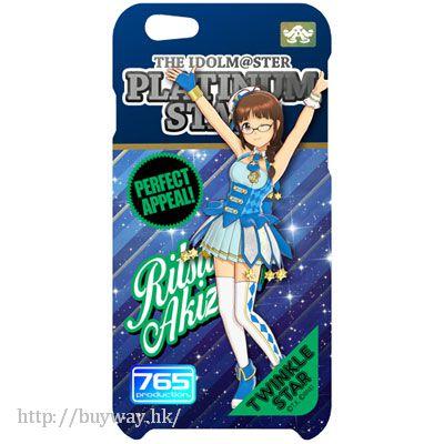 偶像大師 白金星光 「秋月律子」iPhone 6/6s 手機套 iPhone Cover for 6/6s Ritsuko Akizuki【The Idolm@ster Platinum Stars】