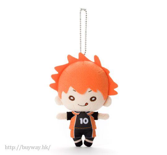 排球少年!! 「日向翔陽」SECOND SEASON 公仔掛飾 Nitotan Plush with Ball Chain Hinata【Haikyu!!】