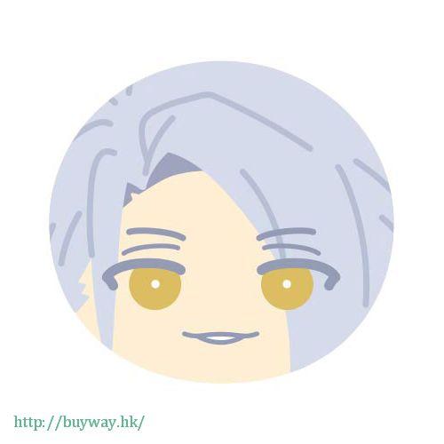 A3! 「雪白東」冬組 大豆袋 Big Omanju Cushion Winter Yukishiro Azuma【A3!】