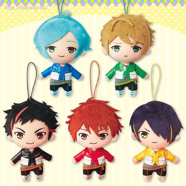 合奏明星 公仔掛飾 -流星隊- Vol.4 (34 個入) Plush Doll Mascot -RYUSEITAI- Vol.4 (34 Pieces)【Ensemble Stars!】