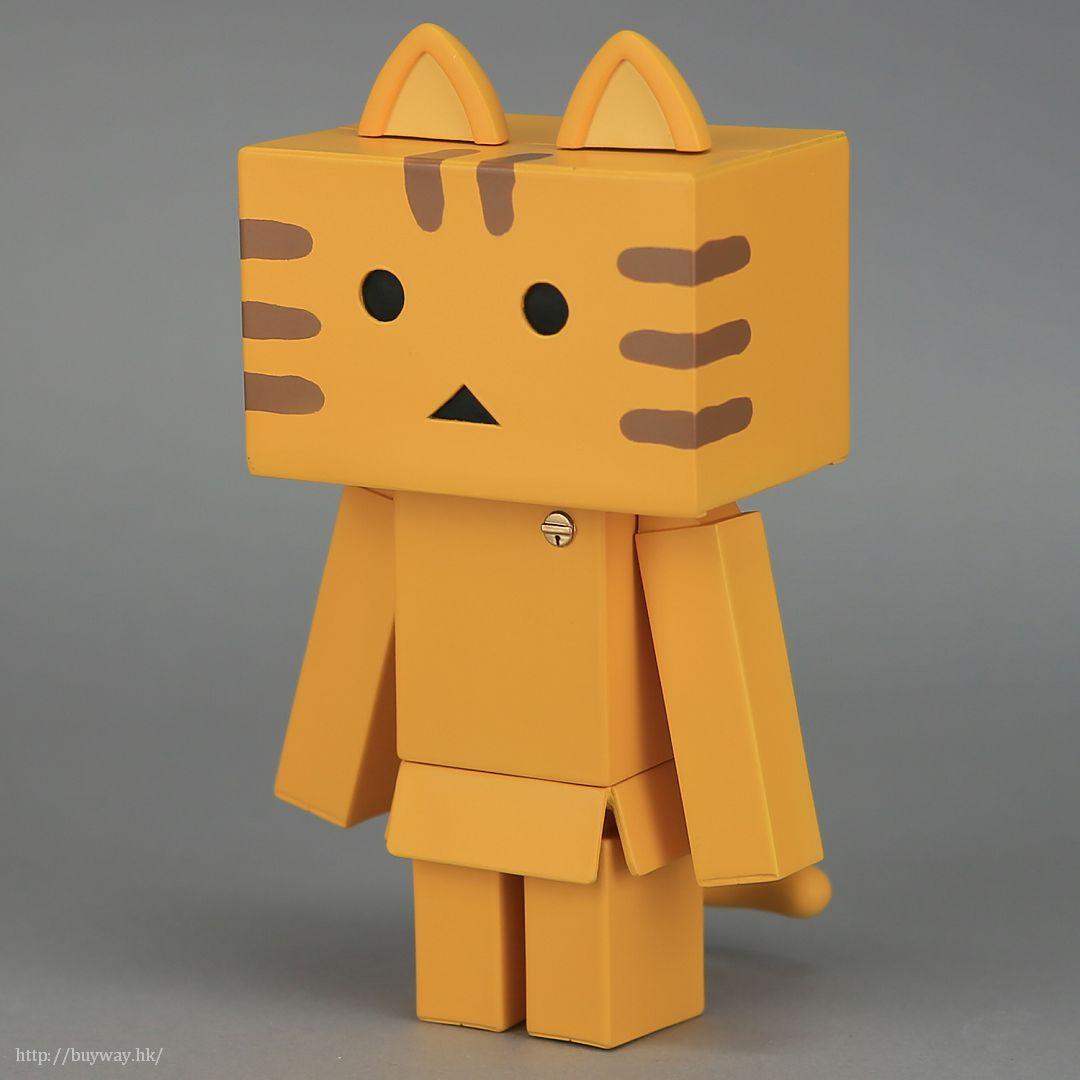 四葉妹妹! 「阿愣貓 Tora」可動 Figure Soft Vinyl Toy Box 006B Nyanboard Tora【Yotsuba&!】