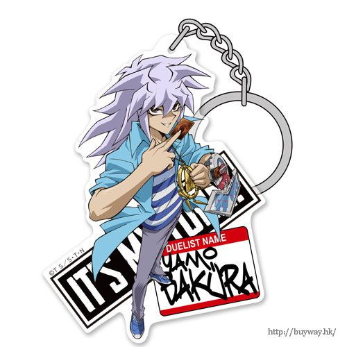 遊戲王 「貘良了」亞克力匙扣 Acrylic Keychain: Yami Bakura【Yu-Gi-Oh!】