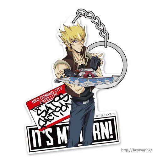 遊戲王 「傑克·亞特拉斯」亞克力匙扣 Acrylic Keychain: Jack【Yu-Gi-Oh!】