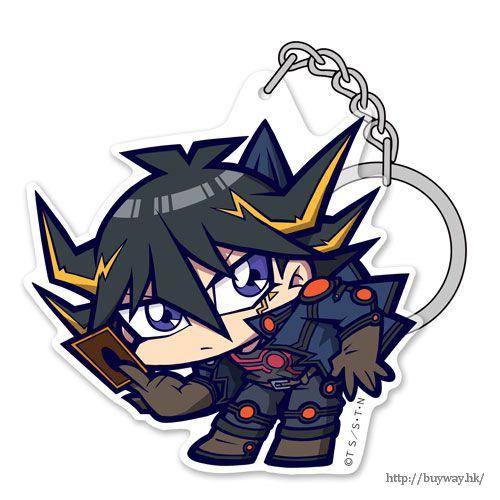 遊戲王 「不動遊星」吊起匙扣 Acrylic Pinched Keychain: Yusei Fudo【Yu-Gi-Oh!】