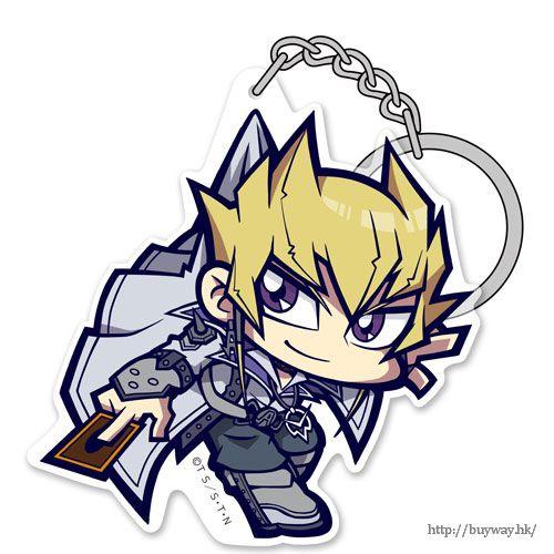 遊戲王 「傑克·亞特拉斯」吊起匙扣 Atlas Acrylic Pinched Keychain: Jack【Yu-Gi-Oh!】