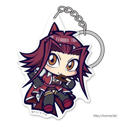 遊戲王 「十六夜亞紀」吊起匙扣 Acrylic Pinched Keychain: Akiza Izinski【Yu-Gi-Oh!】