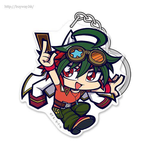 遊戲王 「榊遊矢」吊起匙扣 Acrylic Pinched Keychain: Yuya Sakaki【Yu-Gi-Oh!】