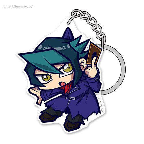 遊戲王 「黑咲隼」吊起匙扣 Acrylic Pinched Keychain: Shay Obsidian【Yu-Gi-Oh!】