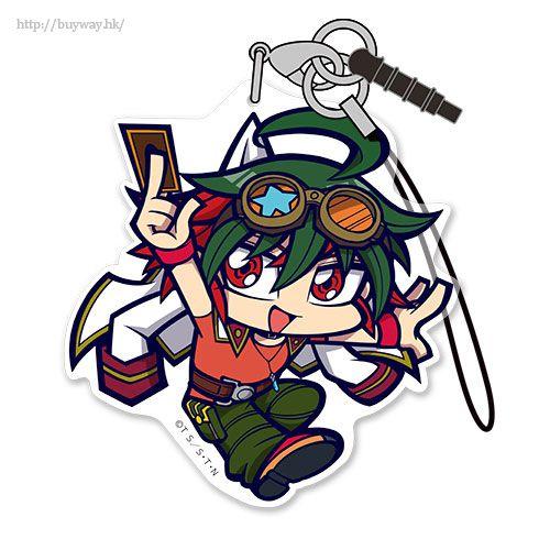 遊戲王 「榊遊矢」吊起掛飾 Acrylic Pinched Strap: Yuya Sakaki【Yu-Gi-Oh!】