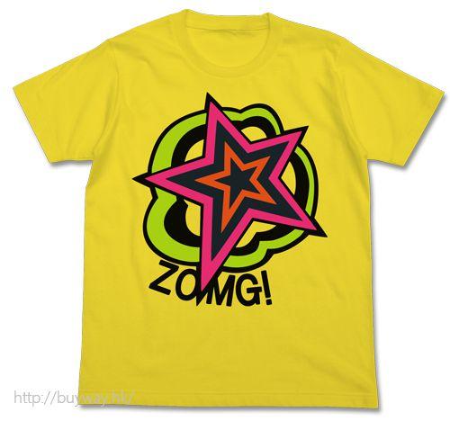女神異聞錄系列 (大碼)「坂本竜司」竜司の黃色 T-Shirt Ryuji's T-Shirt / YELLOW - L【Persona Series】