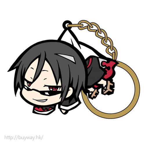 吸血鬼僕人 「獨一無二 (吸血鬼真祖)」吊起匙扣 Pinched Keychain Tsubaki【Servamp】